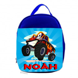 Personalised Kids Lunch Pack - LP2 Monster Truck