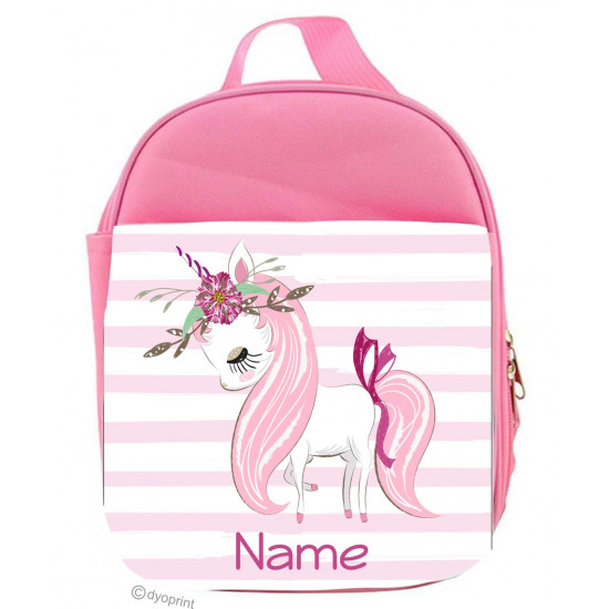 Personalised Kids Lunch Pack - LP13 Unicorn