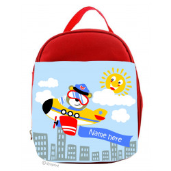 Personalised Kids Lunch Pack - LP14 Plane