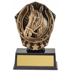Horse Trophy 120mm Cosmos Super Mini Series CSM35