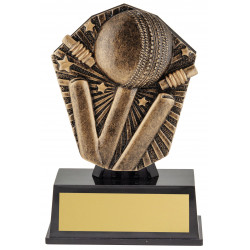Cricket Trophy 120mm Cosmos Super Mini Series CSM40