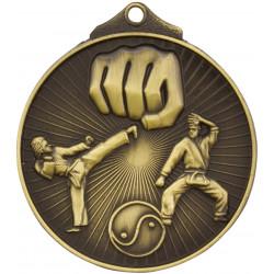 Karate Medal - Sunraysia Series - MD923