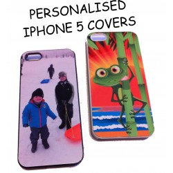 Personalised IPHONE 5 hard case