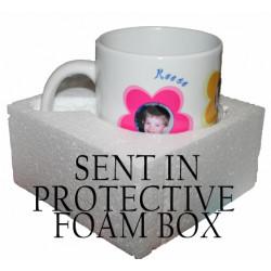 Ceramic Mug - Photo Gift
