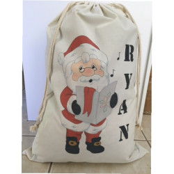 Personalised Santa Sack - Santa