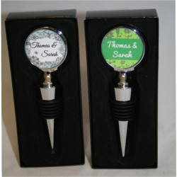 Personalised Wine Bottle Stopper